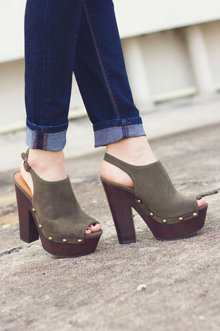 Talk Of The Town Heels