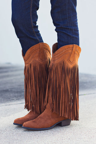 Rope Me In Boots