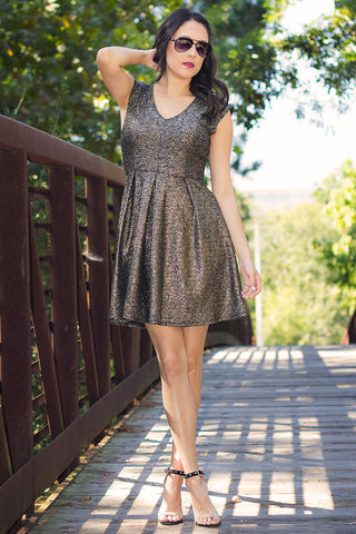Glitz and Glam Dress