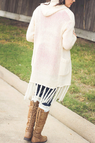 Bonfire Nights Sweater