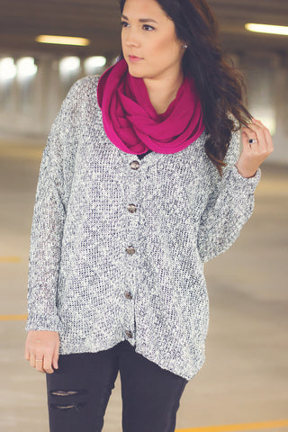 Time Traveler Cardigan