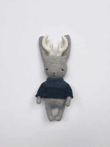 jackalope stuffed animal