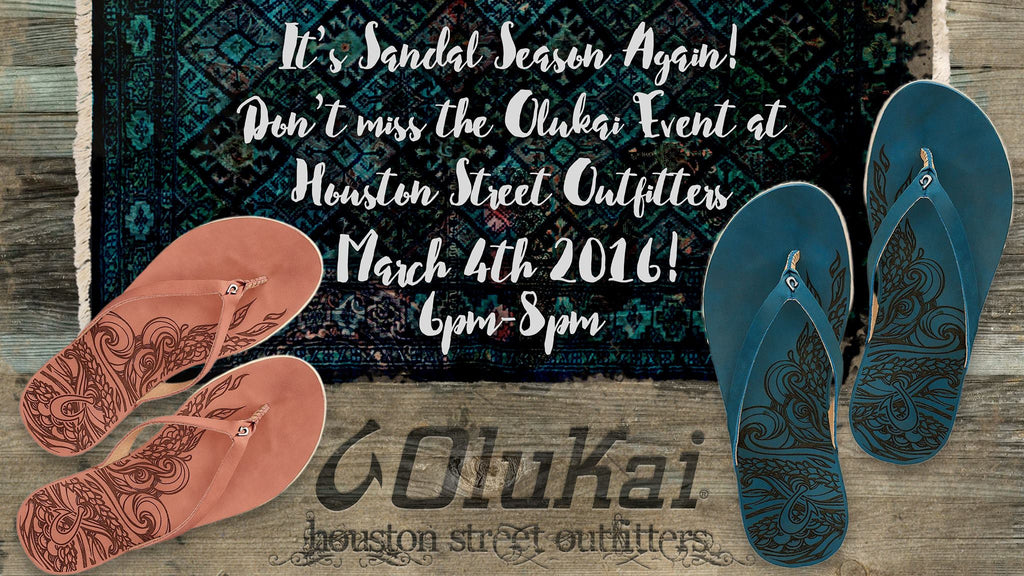 OluKai Shopping Event