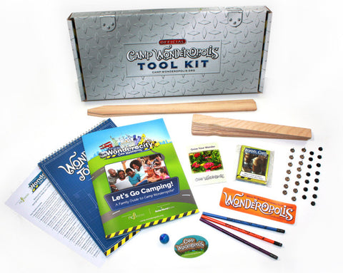 2017 Camp Wonderopolis: Family Kit