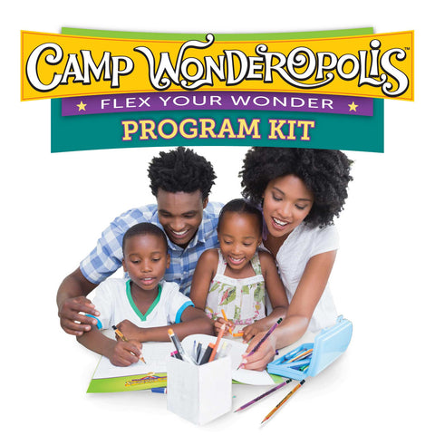 Camp Wonderopolis: Program Kit - Wonderopolis