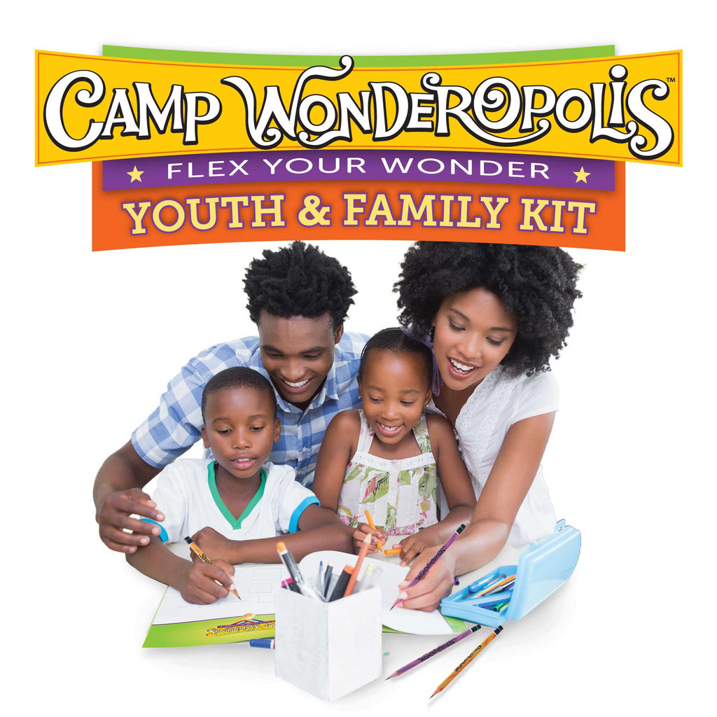 Camp Wonderopolis:  Youth and Family Kit - Wonderopolis
