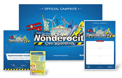 2017 Camp Wonderopolis: Program Kit