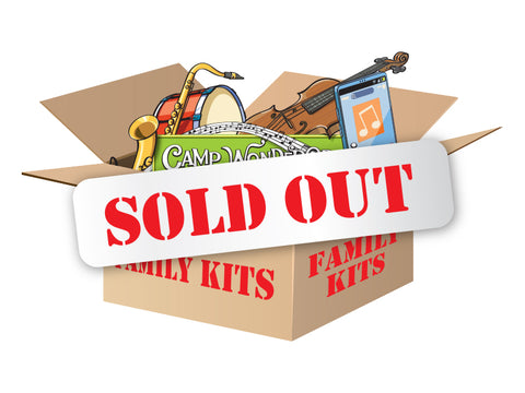 2018 Camp Wonderopolis: Family Kit