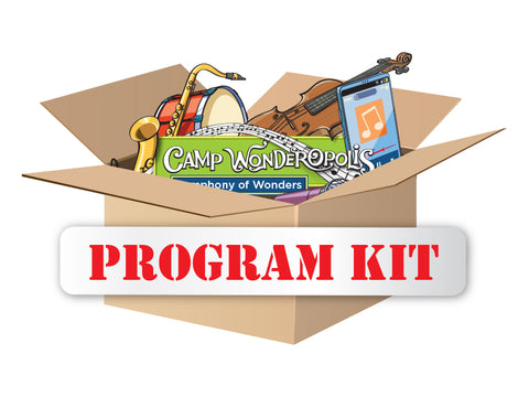 2018 Camp Wonderopolis: Program Kit