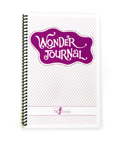 Wonder Journals - Wonderopolis - 1