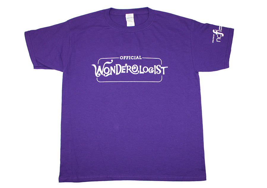 Wonderologist Shirt Front