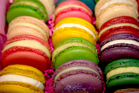Chef's Choice Premium Assorted French Macarons