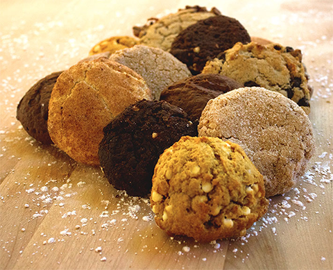 Chef's Choice Gluten Free Vegan Cookies