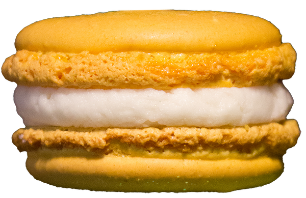 Lemon Meringue French Macarons