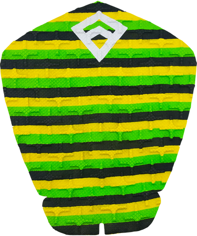 Black Jack HK - Yellow/Green/Black Stripes
