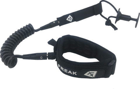 Body Board Leash - Black