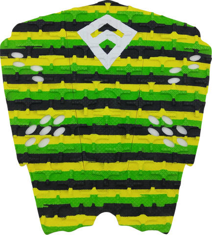 Kalani Chapman - Yellow/Green/Black
