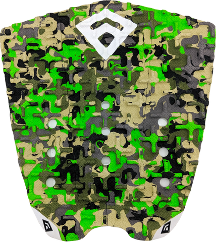 Phantom Flare - Light Green Camo