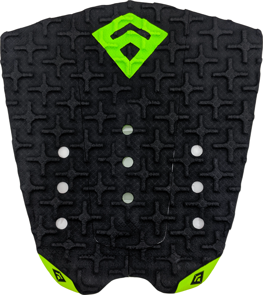 Phantom Flare - Black/Green