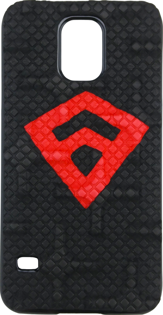 Samsung S5 - Black/Red