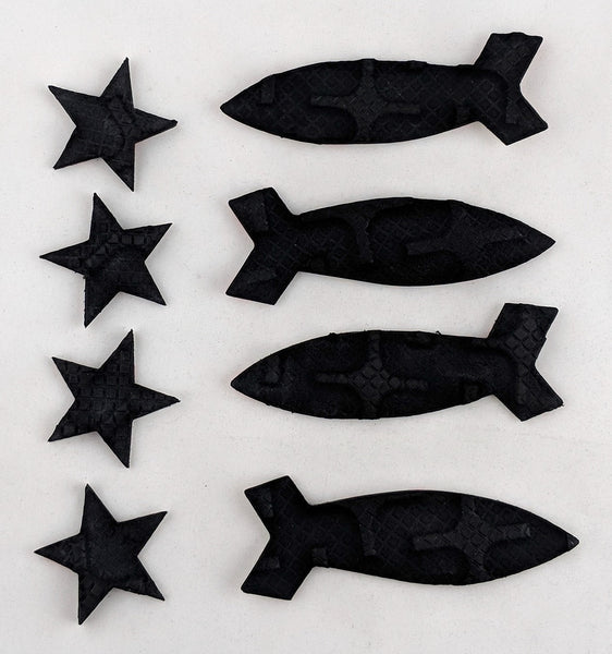 Stars and Bombs Skim Kit - Multiple Colors