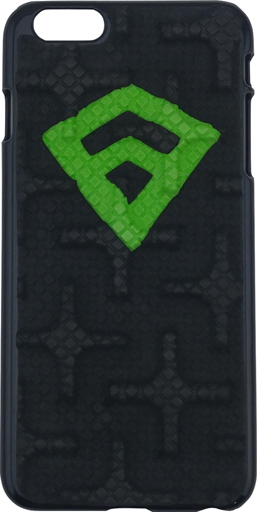 iPhone 6+ - Black/Green