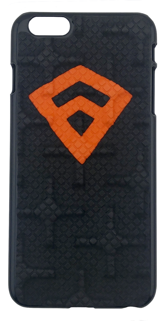 iPhone 6 - Black/Orange
