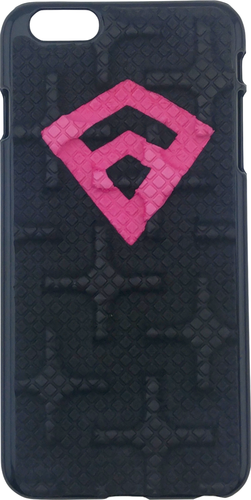 iPhone 6+ - Black/Pink