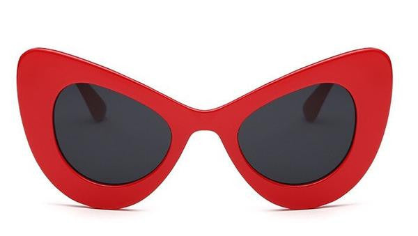 Claire Cateye RED