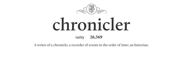 chronicler