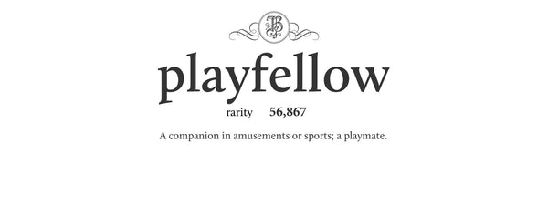 playfellow