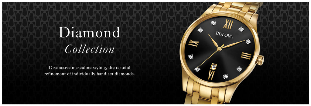 Men's Diamond Watches