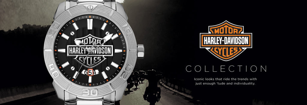Harley-Davidson Men's Watches