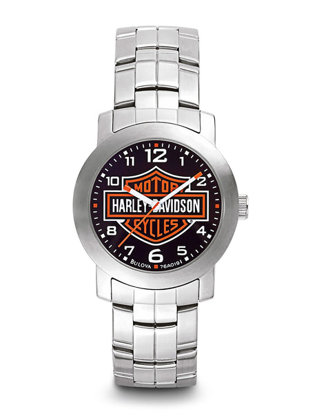 Bulova 76A019 Harley-Davidson Men's Watch
