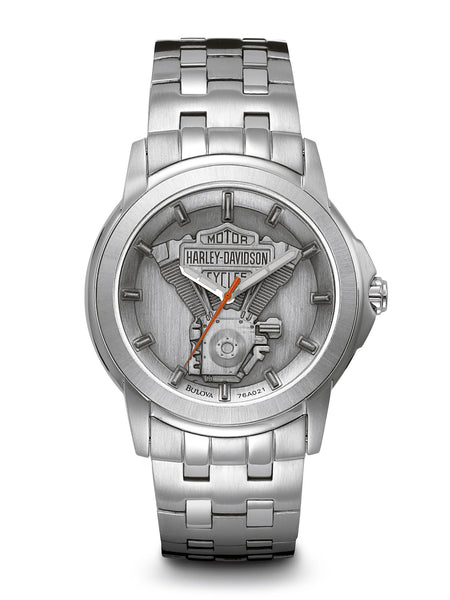 Bulova 76A021 Harley-Davidson Men's Watch
