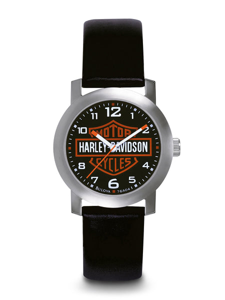 Bulova 76A04: Harley-Davidson Men's Watch