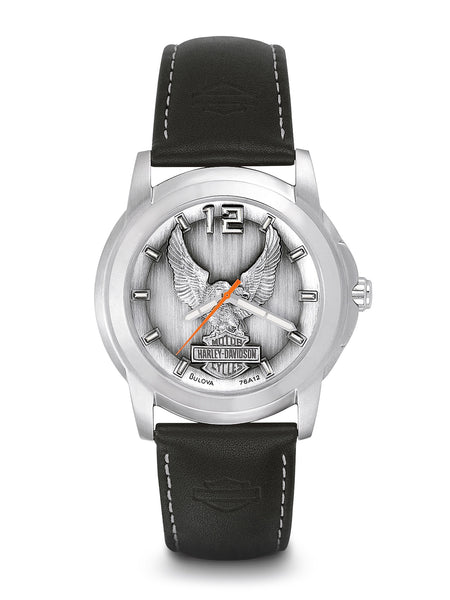 Bulova 76A12: Harley-Davidson Men's Watch