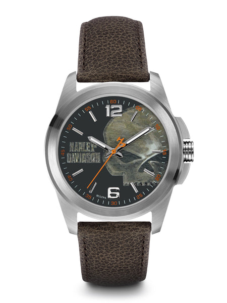 Bulova 76A146 Harley-Davidson Men's Watch