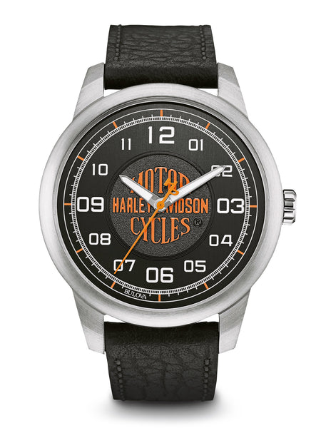 Bulova 76A155 Harley-Davidson Men's Watch