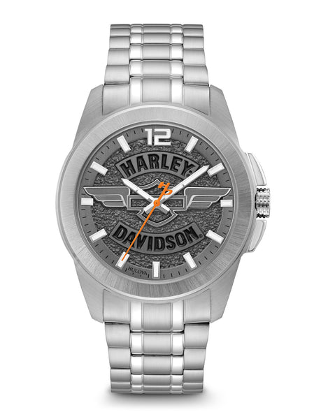 76A157 Harley-Davidson Men's Watch