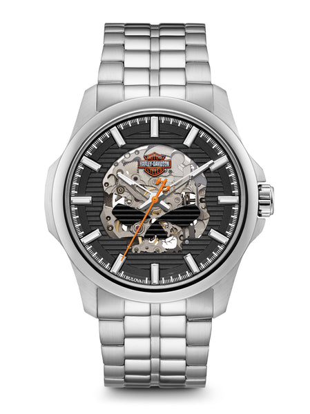 76A158 Harley-Davidson Men's Watch