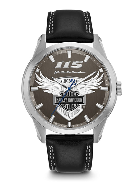 76A160 Harley-Davidson Men's Watch
