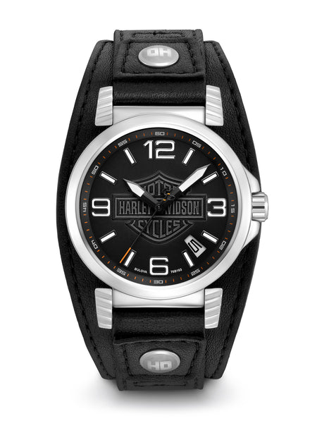 Bulova 76B163 Harley-Davidson Men's Watch