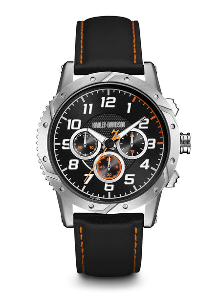 Bulova 76B171 Harley-Davidson Men's Chronograph Watch