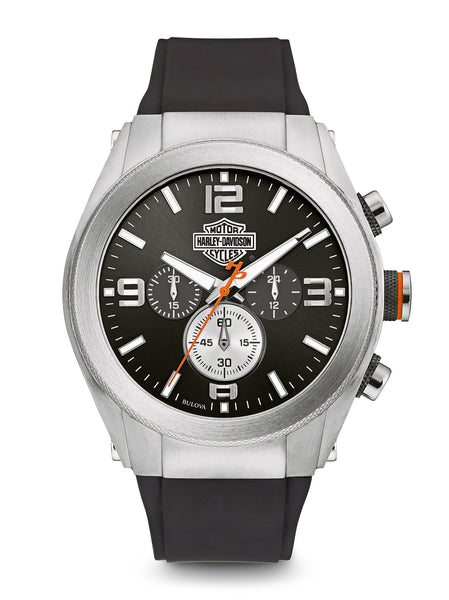 76B176 Harley-Davidson Men's Watch