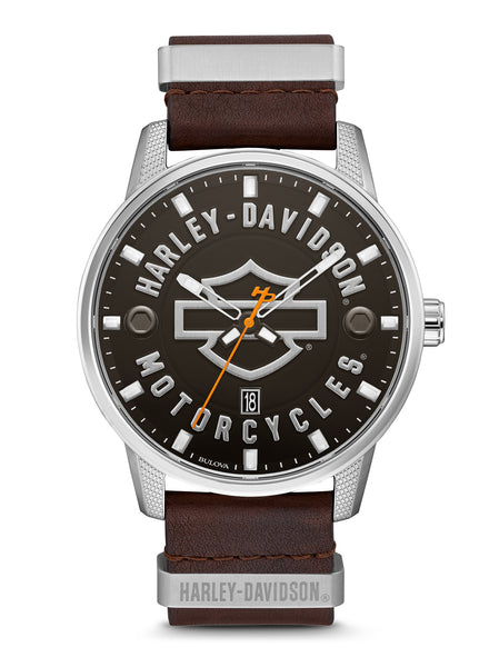 76B178 Harley-Davidson Men's Watch