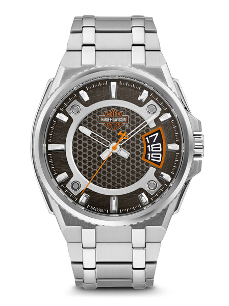 76B180 Harley-Davidson Men's Watch