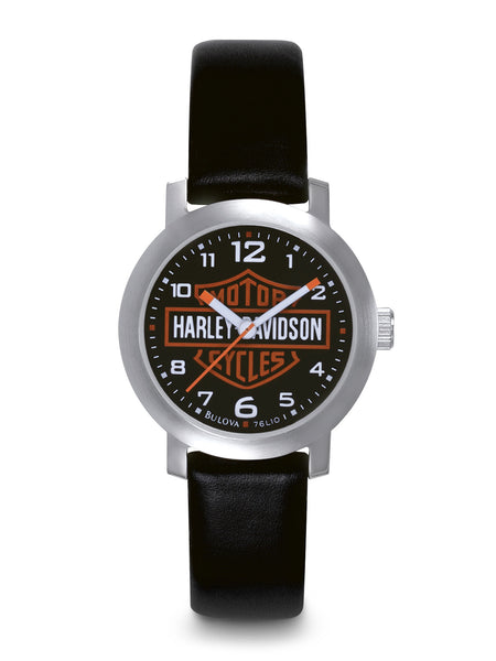 Bulova 76L10: Harley-Davidson Women's Watch