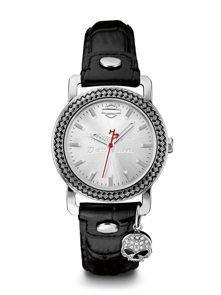 Bulova 76L173 Harley-Davidson Women's Watch