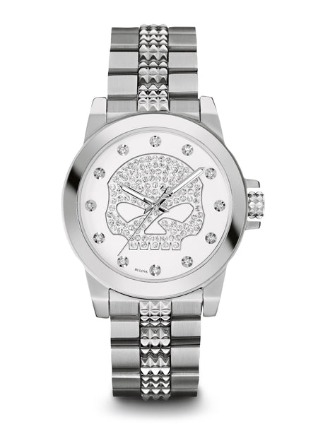 Bulova 76L176 Harley-Davidson Women's Watch